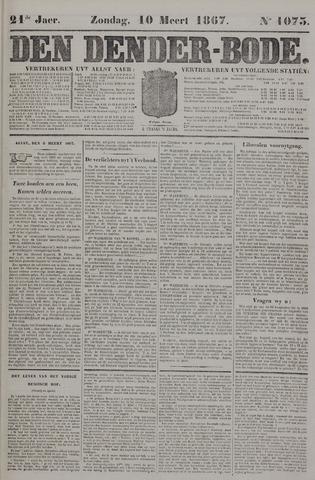 De Denderbode 1867-03-10