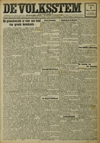 De Volksstem 1923-03-02
