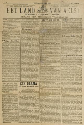 Het Land van Aelst 1897