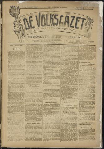 De Volksgazet 1908