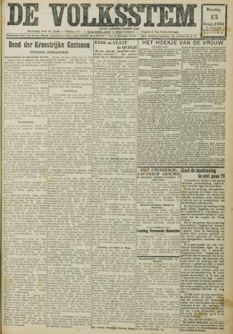 De Volksstem 1931-10-13