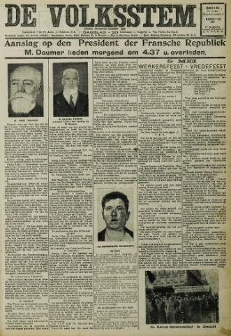 De Volksstem 1932-05-08