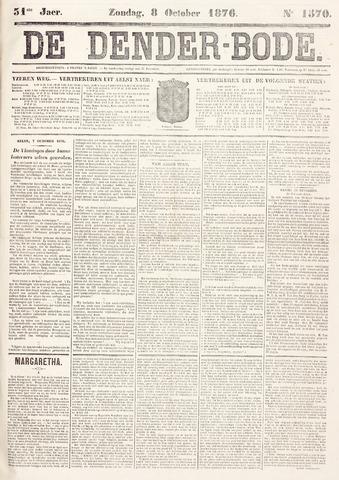 De Denderbode 1876-10-08