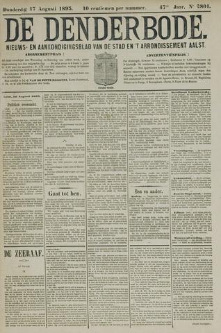 De Denderbode 1893-08-17