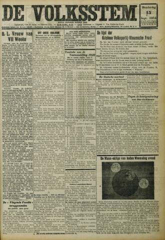 De Volksstem 1932-09-15
