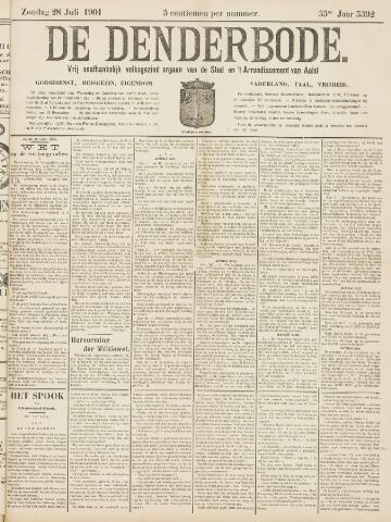 De Denderbode 1901-07-28