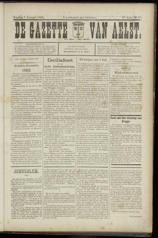 De Gazet van Aalst 1894