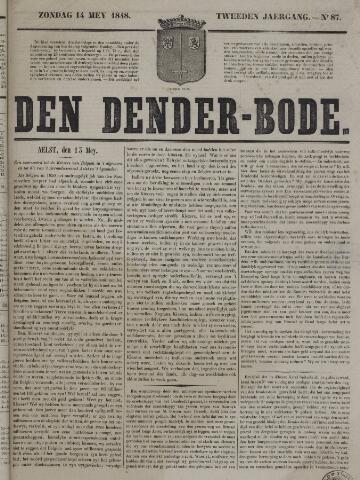 De Denderbode 1848-05-14