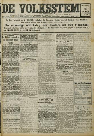 De Volksstem 1930-01-23