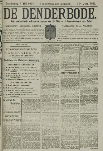 De Denderbode 1904-05-05