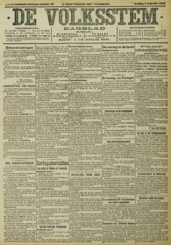 De Volksstem 1915-02-05
