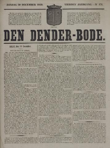De Denderbode 1849-12-30