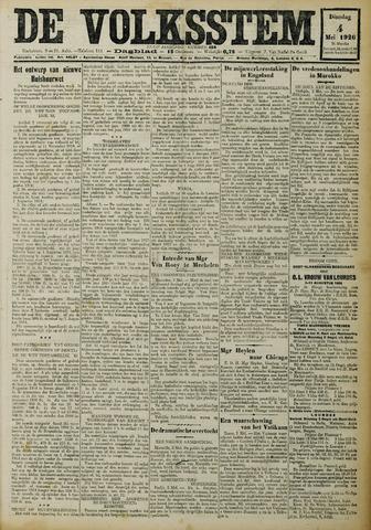 De Volksstem 1926-05-04