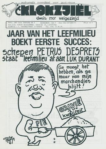Klokzjiel 1987-04-01