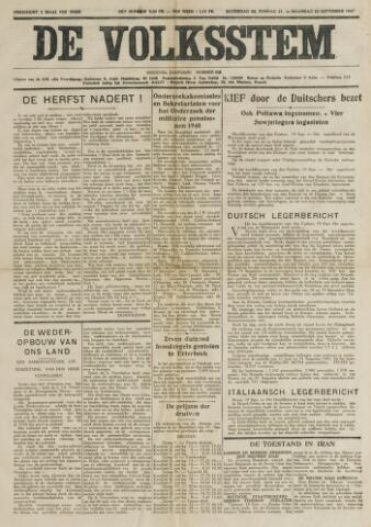 De Volksstem 1941-09-20