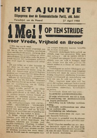 Het Ajuintje 1950-04-27