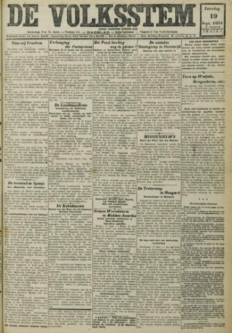 De Volksstem 1931-09-19