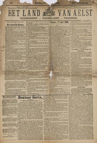 Het Land van Aelst 1888-04-22