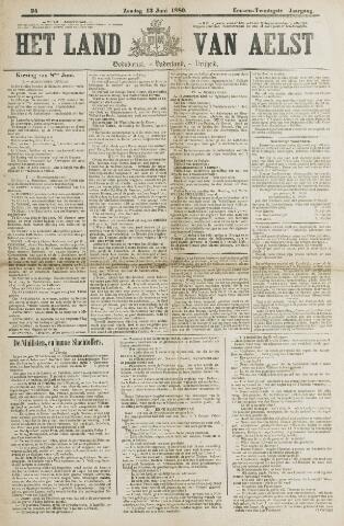 Het Land van Aelst 1880-06-13