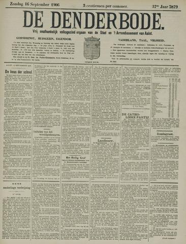 De Denderbode 1906-09-16