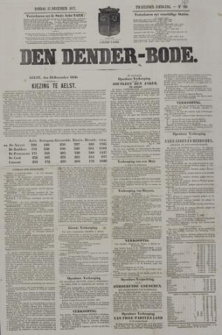 De Denderbode 1857-12-13