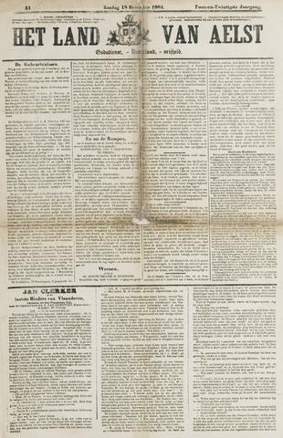 Het Land van Aelst 1881-12-18