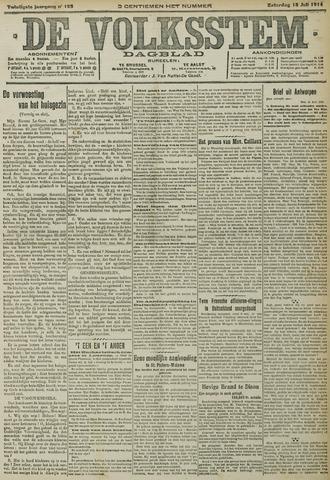 De Volksstem 1914-07-18