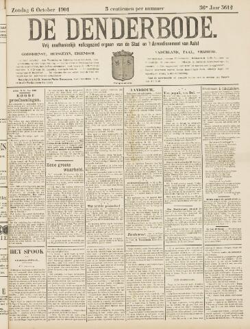 De Denderbode 1901-10-06