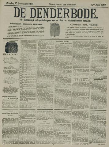 De Denderbode 1906-12-23