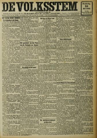 De Volksstem 1923-05-24