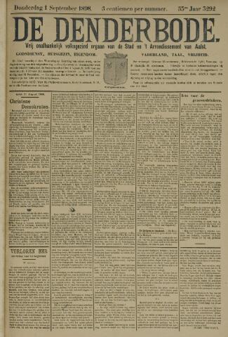 De Denderbode 1898-09-01