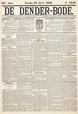 De Denderbode 1882-04-23
