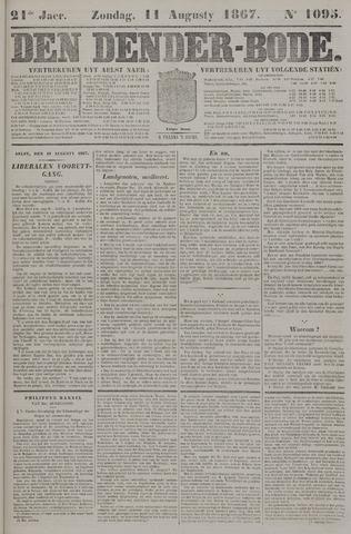 De Denderbode 1867-08-11
