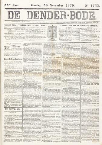 De Denderbode 1879-11-30