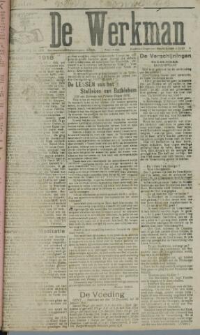 De Werkman 1918