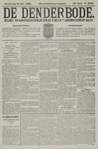 De Denderbode 1888-05-10