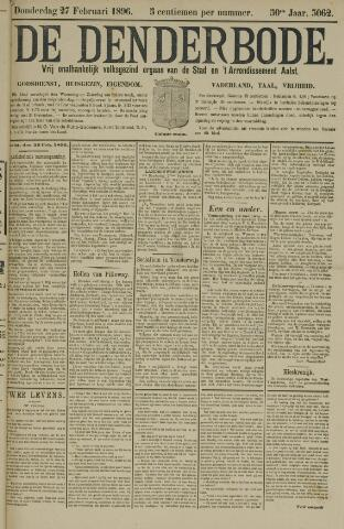De Denderbode 1896-02-27