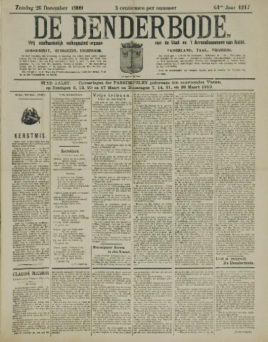 De Denderbode 1909-12-26