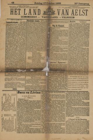 Het Land van Aelst 1889-10-20