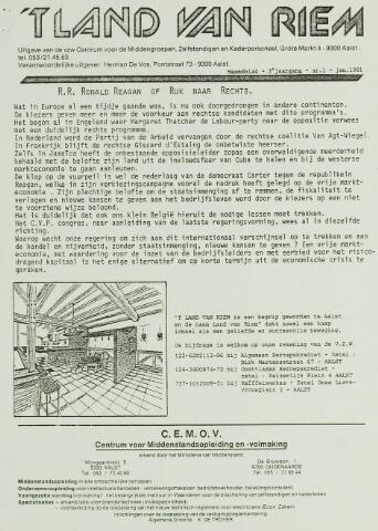 't Land van Riem 1981