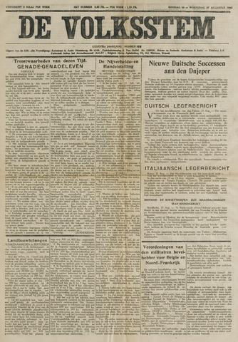 De Volksstem 1941-08-26