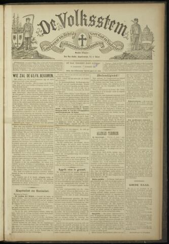 De Volksstem 1900-11-10