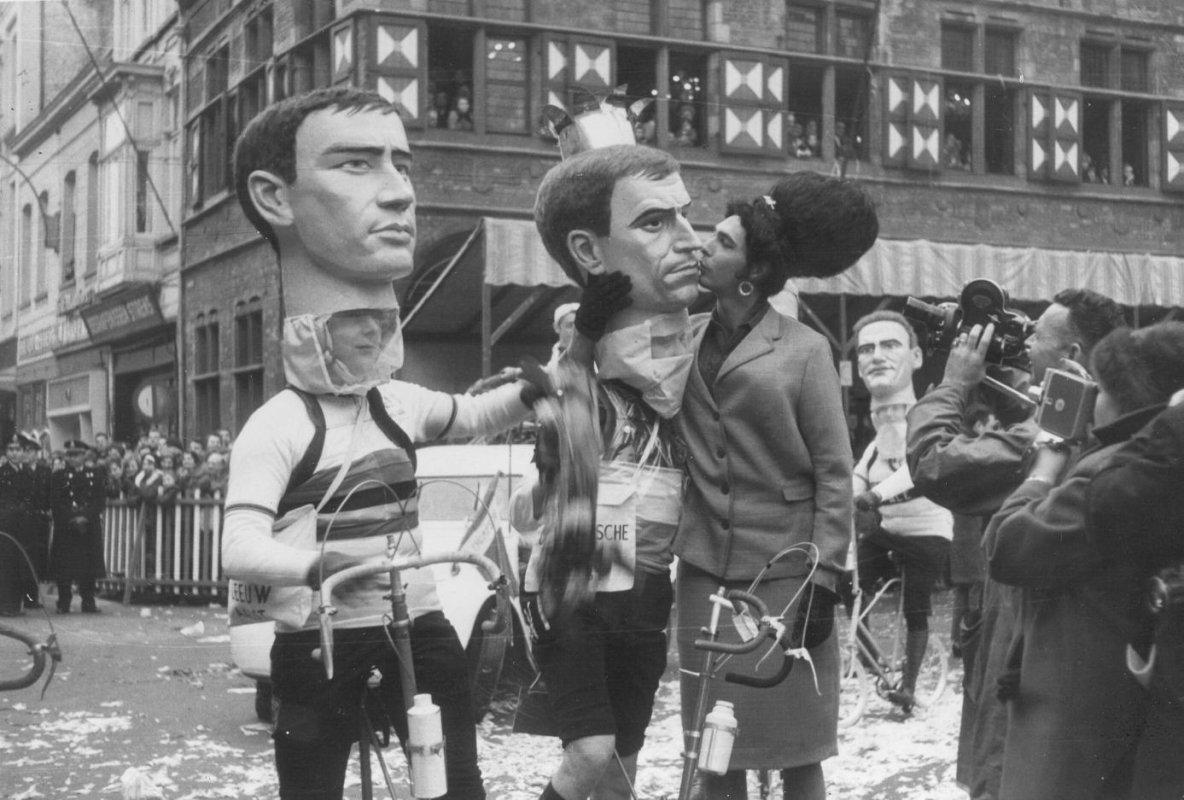 Carnaval te Aalst, 1964