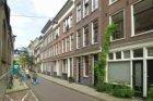 Tichelstraat 1-21 (ged.) (rechts, v.l.n.r.), gezien naar Lindengracht