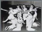 Leerlingen van de Boerderij in Osdorp repeteren voor een musical