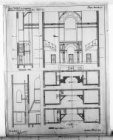 Verbouwing van de muziekgalerij in de Nieuwe Waalse Kerk, Keizersgracht in opdra…