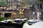Gay Pride 1997 op de Prinsengracht