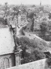 Raadhuisstraat, gezien vanaf de Herengracht met de Westertoren op de achtergrond