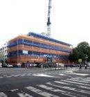 Verbouwing van het kantoorpand Sarphatistraat 1