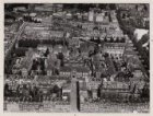 Luchtfoto van de Eerste Oosterparkstraat (midden) en omgeving gezien in noordeli…